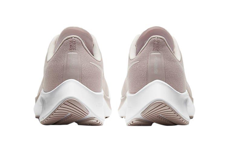 Nike Women's Air Zoom Pegasus 37 Running Shoe (Champagne/Barely Rose/White, Size 9 US)