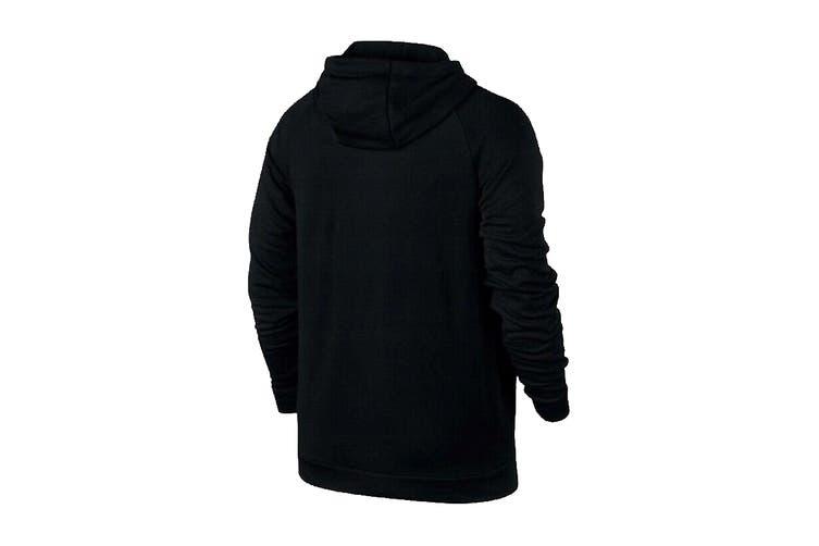 Nike Men's Sportswear Club Hoodies (Black, Size S)