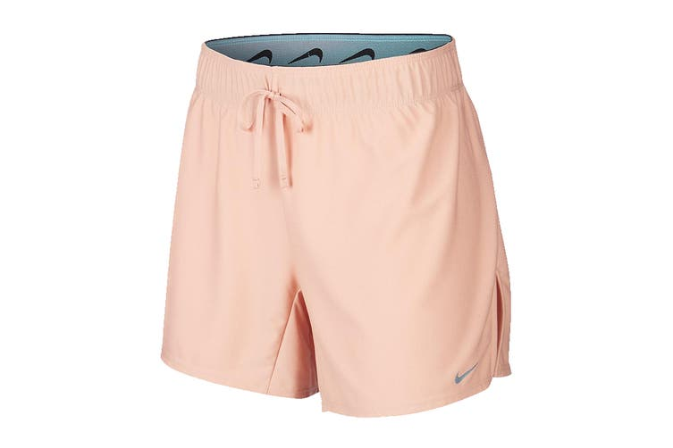 Dick Smith Nike Women S Dri Fit Training Shorts Pink Size Xs Apparel Activewear Pickleball long women's short sleeves dri fit performance shirt. nike women s dri fit training shorts pink size xs