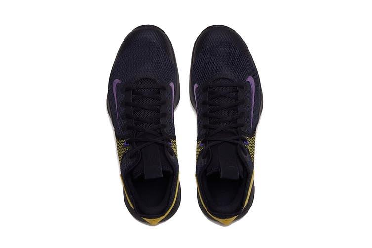 Nike Men's Lebron Witness IV Basketball Shoe (Blue, Size 11 US)