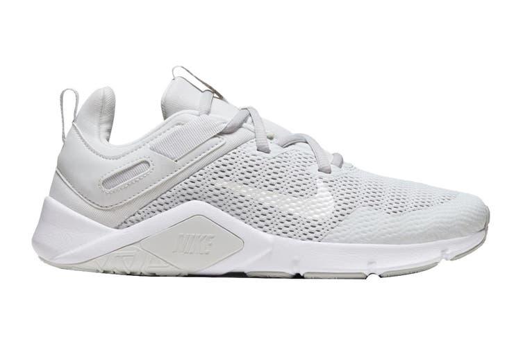 Nike Women's Nike Legend Essential Running Shoe (Grey/Light Smoke Grey, Size 10 US)