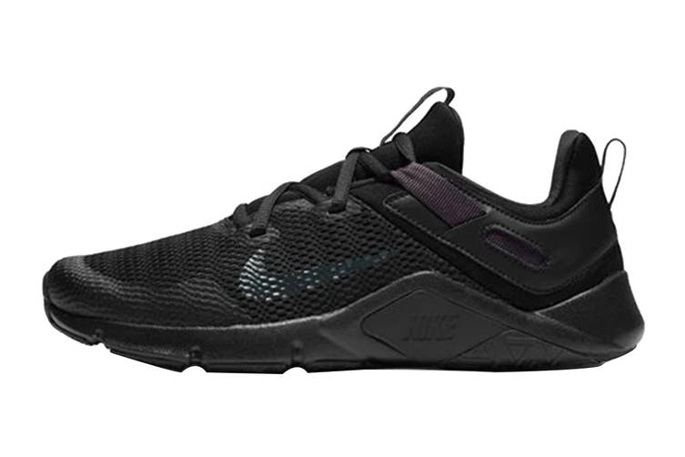 Nike Women's Nike Legend Essential Running Shoe (Black/Anthracite-Anthracite, Size 10 US)