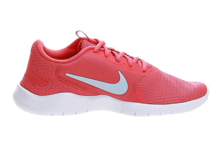 Nike Women's Flex Experience Rn 9 Running Shoe (Pink, Size 5 US)