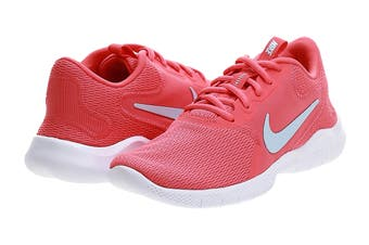 Nike Women's Flex Experience Rn 9 Running Shoe (Pink, Size 6.5 US)