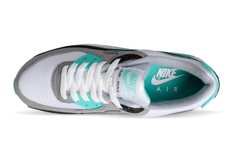 Nike Women's Air Max 90  Sneaker (Blue, Size 6.5 US)