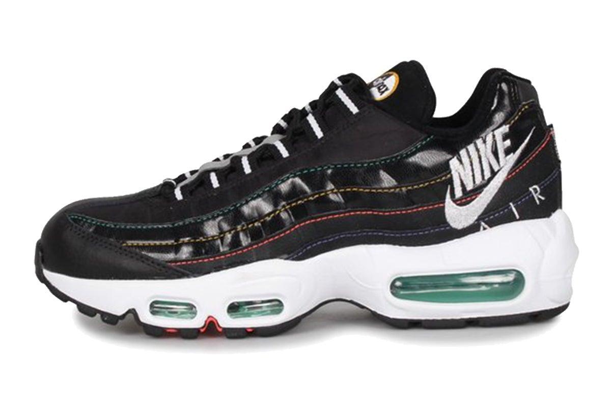 Nike Women's Air Max 95 Sneaker (Black