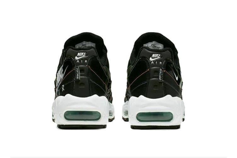 Nike Women's Air Max 95 Sneaker (Black, Size 12 US)