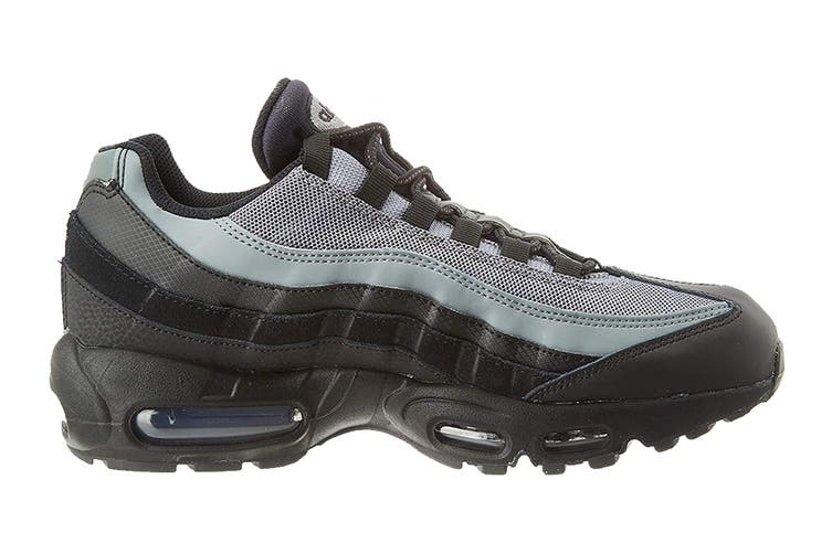 Nike Men's Air Max 95 Essential Sneaker (Black, Size 7.5 US)