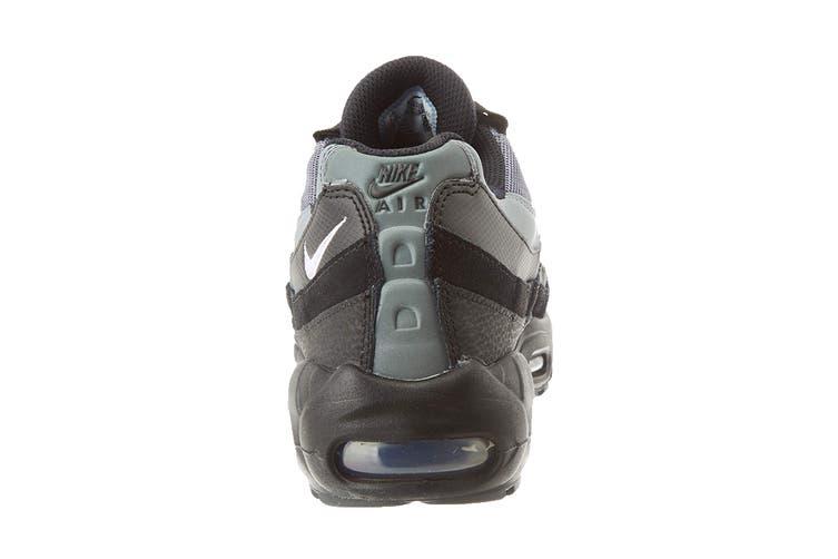 Nike Men's Air Max 95 Essential Sneaker (Black, Size 7 US)