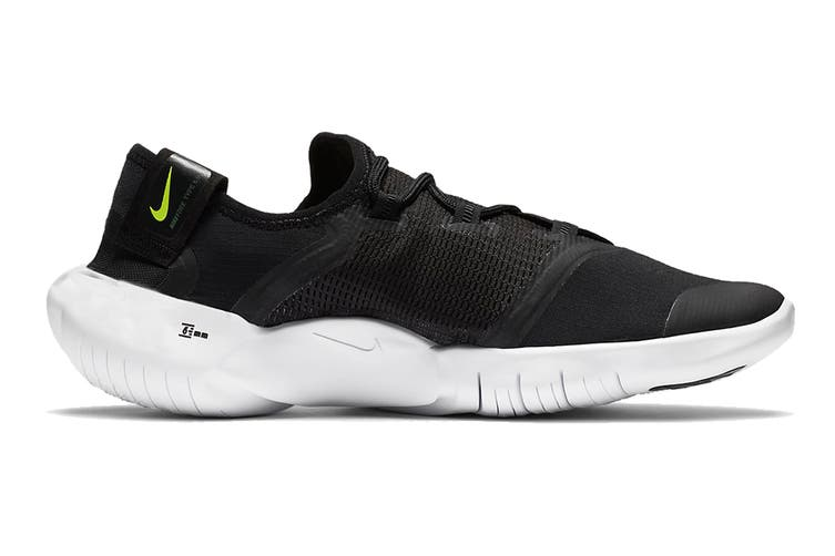 Nike Men's Free RN 5.0 2020 Running Shoe (Black, Size 8 US)