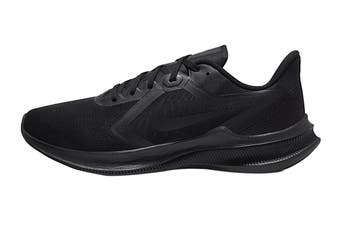 Nike Men's Nike Downshifter 10 Running Shoe (Black/Black/Iron Grey, Size 14 US)