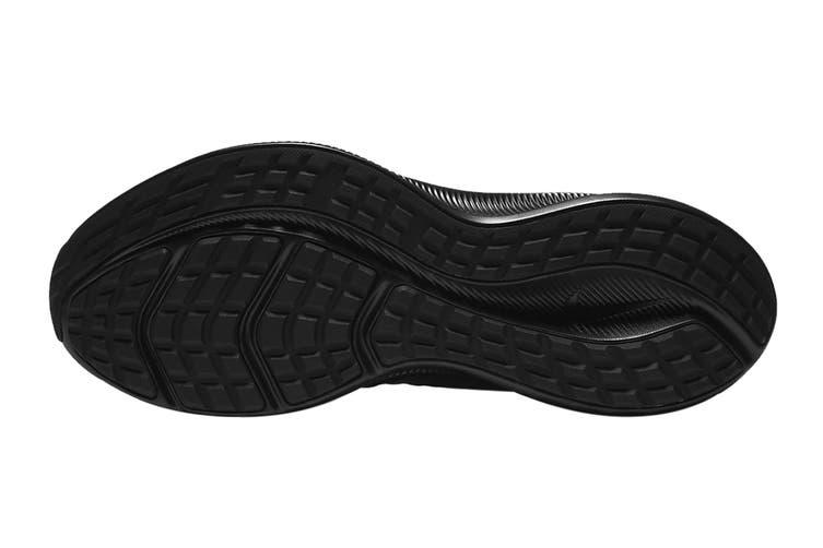 Nike Men's Nike Downshifter 10 Running Shoe (Black/Black/Iron Grey, Size 14 US)