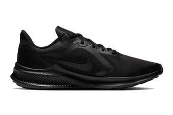 Nike Men's Downshifter 10 Running Shoe (Black/Black/Iron Grey, Size 8.5 US)