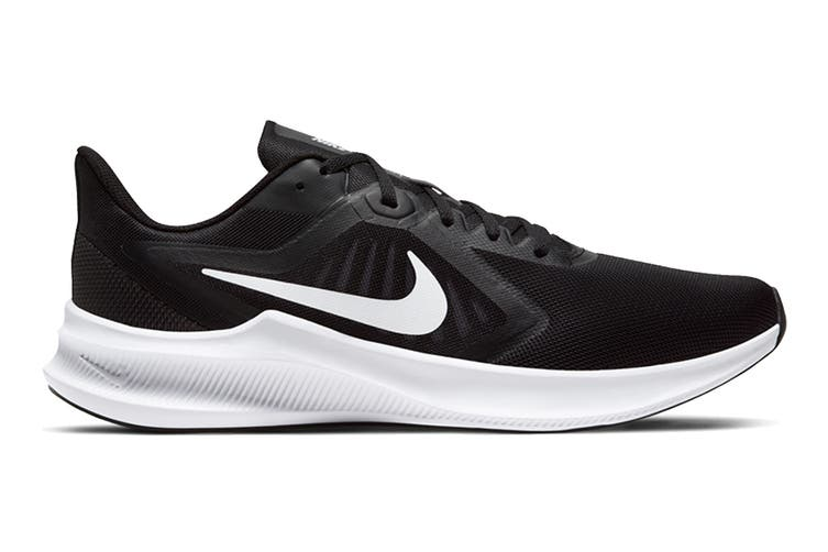 Nike Men's Nike Downshifter 10 Running Shoe (Black/White/Anthracite, Size 11 US)