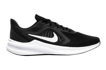Nike Men's Nike Downshifter 10 Running Shoe (Black/White/Anthracite, Size 14 US)