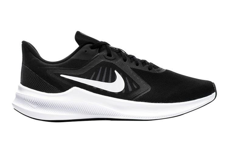 Nike Men's Nike Downshifter 10 Running Shoe (Black/White/Anthracite, Size 14 US)