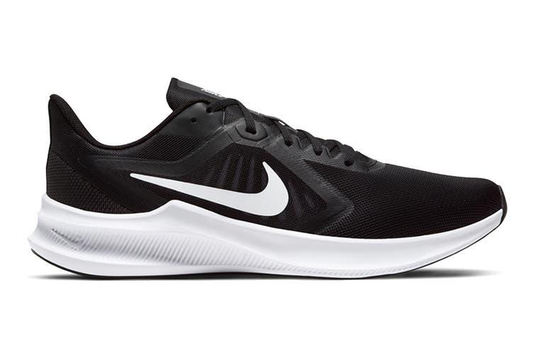 Nike Men's Nike Downshifter 10 Running Shoe (Black/White/Anthracite, Size 7 US)