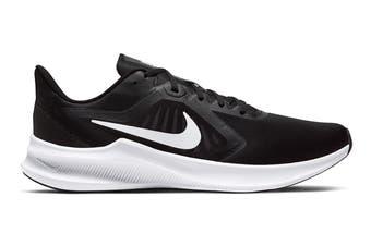 Nike Men's Downshifter 10 Running Shoe (Black/White/Anthracite, Size 9.5 US)