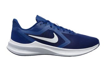 Nike Men's Downshifter 10 Running Shoe (Blue, Size 8 US)