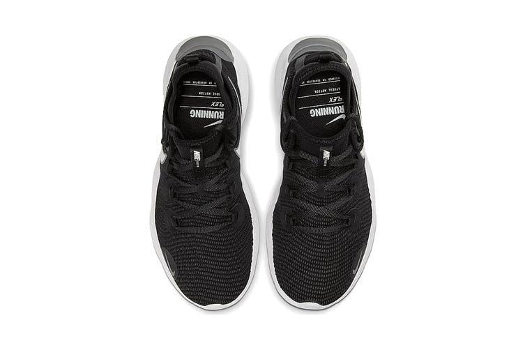 Nike Women's Flex 2020 Rn Running Shoe (Black, Size 5.5 US)