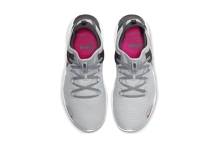 Nike Women's Flex 2020 Rn Running Shoe (Grey, Size 6 US)