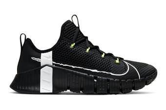 Nike Unisex's Free Metcon 3 Running Shoe (Black, Size 10 US)