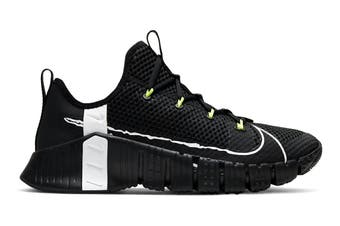 Nike Unisex's Free Metcon 3 Running Shoe (Black, Size 8.5 US)