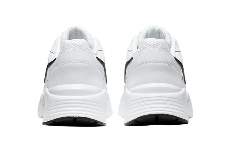 Nike Men's Air Max Fusion Shoe (White/Black/White, Size 10 US)