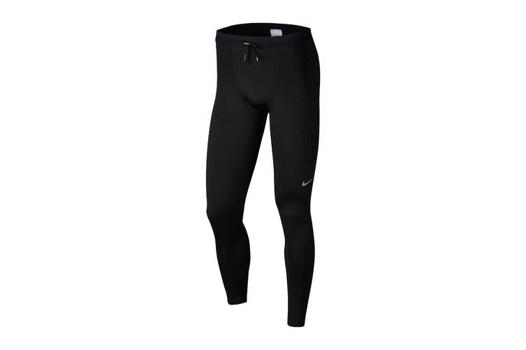 Nike Men's Power Tech Mob Tight (Black, Size XL)