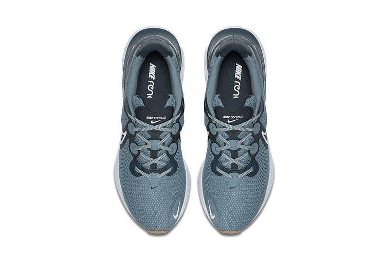 Nike Unisex's Renew Run Running Shoe (Blue, Size 7 US)
