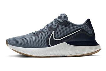 Nike Unisex's Renew Run Running Shoe (Blue, Size 8 US)