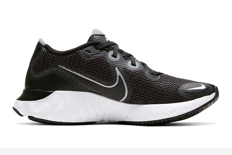 Nike Women's Renew Run Running Shoe (Black, Size 5.5 US)