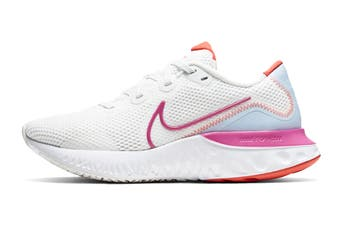 Nike Women's Renew Run Running Shoe (White)