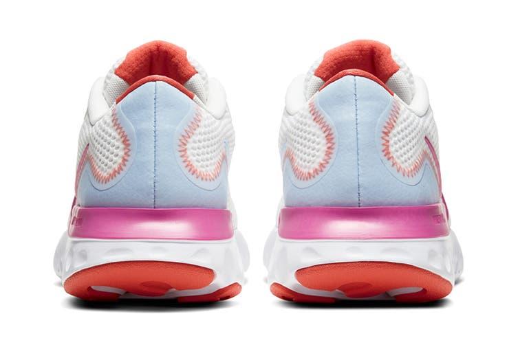 Nike Women's Renew Run Running Shoe (White, Size 7.5 US)