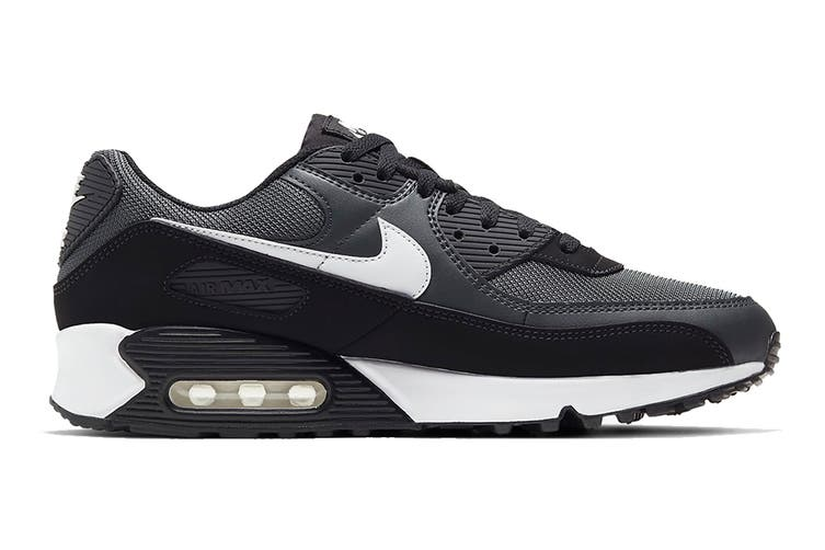 Nike Men's Air Max 90 365 Sneaker (Black, Size 8.5 US)