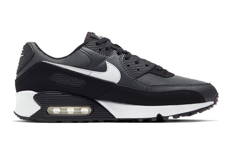 Nike Men's Air Max 90 365 Sneaker (Black, Size 9.5 US)