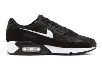 Nike Women's Air Max 90 Sneaker (Black)