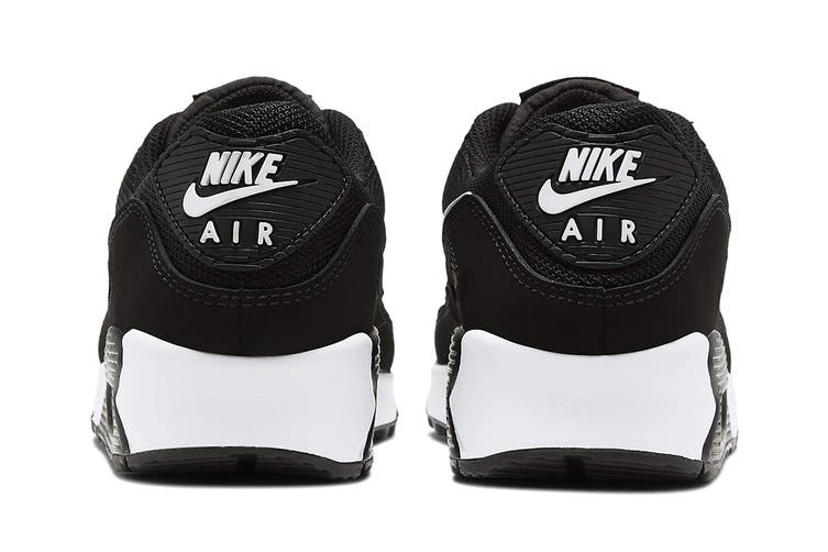 Nike Women's Air Max 90  Sneaker (Black, Size 6 US)