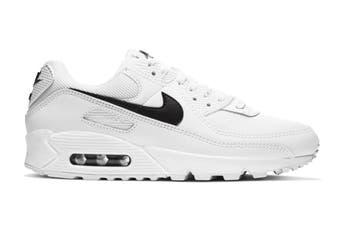 Nike Women's Air Max 90  Sneaker (White, Size 8.5 US)