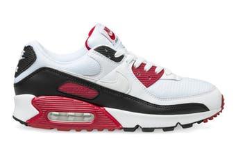 Nike Men's Air Max 90  Sneaker (White, Size 8.5 US)