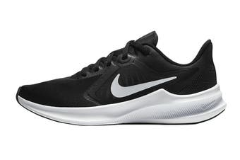Nike Women's Nike Downshifter 10 Running Shoe (Black, Size 6 US)