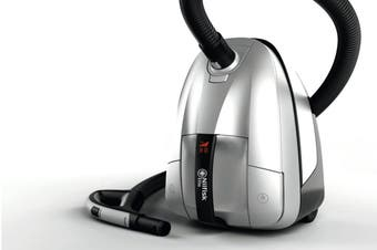 Nilfisk Elite Classic Bagged Vacuum - Grey