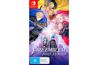 Fire Emblem Three Houses (Nintendo Switch)