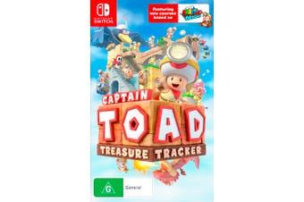 Captain Toad Treasure Tracker (Nintendo Switch)