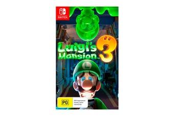 Luigi's Mansion 3 (Nintendo Switch)