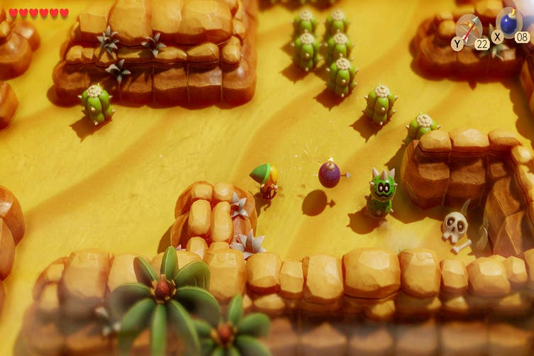 The Legend of Zelda Links Awakening (Nintendo Switch)