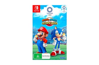 Mario & Sonic at the Olympic Games (Nintendo Switch)