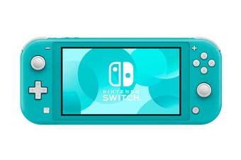 Nintendo Switch Lite Console (Turquoise)