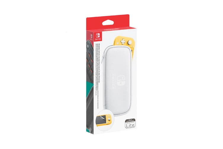 Nintendo Switch Lite Carrying Case and Screen Protector