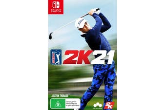 PGA Tour 2K21 (Nintendo Switch)